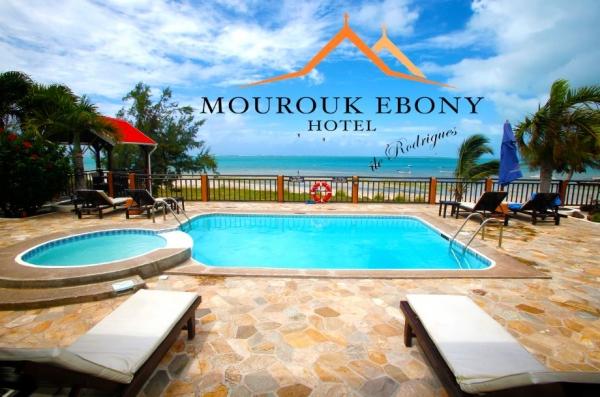 mourouk ebonyホテルrodrigues