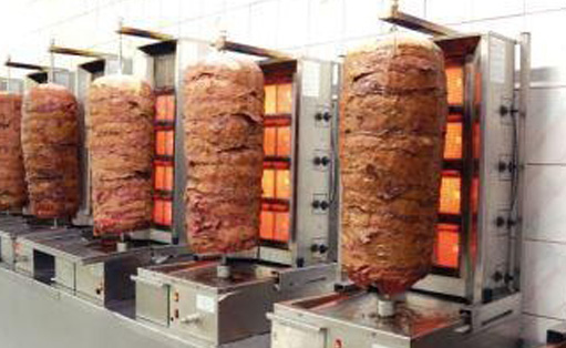 Kebab Machines Turkey Mauritius