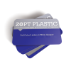product - Plastic Business Card