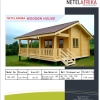 product - Wooden House